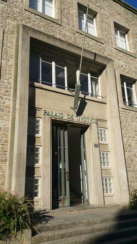palais de justice saint malo turpin avocat prud'hommes crpc pénal alcool conduite en état d'ivresse tribunal de grande instance tribunal correctionnel